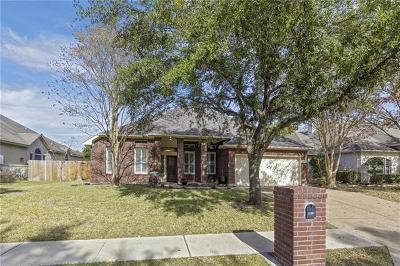 Austin Single Family Home For Sale: 4512 Slickrock Cv