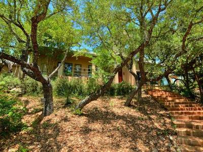 Wimberley Single Family Home Pending - Taking Backups: 1819 N Rainbow Ranch Rd