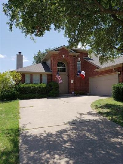 Single Family Home For Sale: 503 Betterman Dr