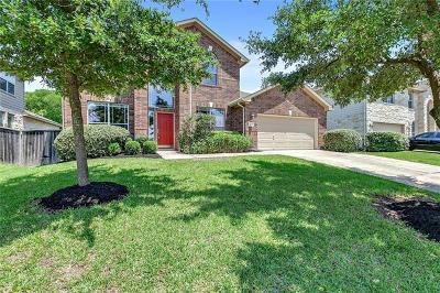 Round Rock Single Family Home For Sale: 4203 Meadow Vista Ln