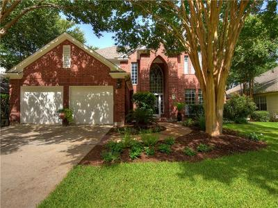 Round Rock TX Single Family Home For Sale: $400,000