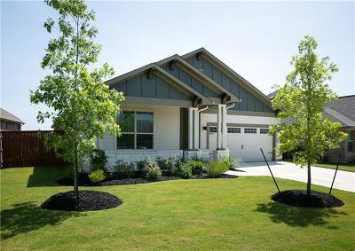 Liberty Hill Single Family Home For Sale: 104 Estima Ct