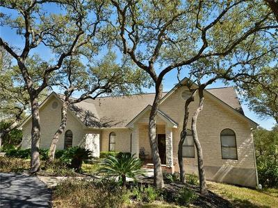 Single Family Home Active Contingent: 10510 Ranch Road 12