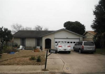 Round Rock Single Family Home Pending - Taking Backups: 523 Chisholm Valley Dr