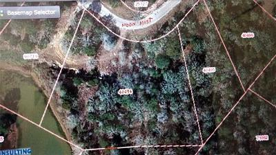 Bastrop County Residential Lots & Land For Sale: TBD Moon Mist Dr