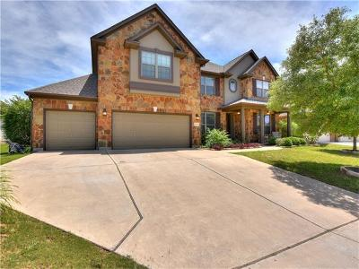 Austin Single Family Home For Sale: 4713 Mont Blanc Dr