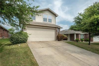 Pflugerville Single Family Home For Sale: 14900 Lipton Ln
