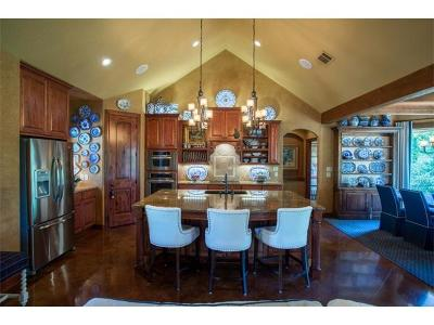 Georgetown Single Family Home For Sale: 2600 Grapevine Springs Cv