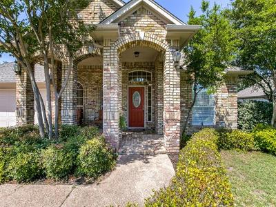 Single Family Home For Sale: 15802 Chatham Wood Dr