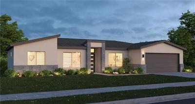 Lago Vista Single Family Home For Sale: 20204 Lincoln Cv