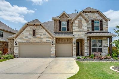 Single Family Home For Sale: 3801 Gildas Path