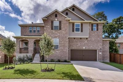 Round Rock Single Family Home For Sale: 2903 Cross Hill Run