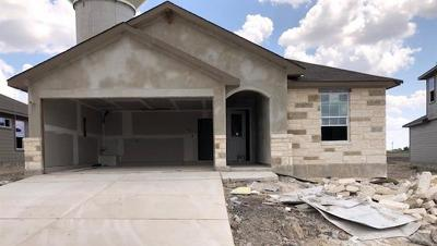 San Marcos Single Family Home For Sale: 108 Dieter Drive
