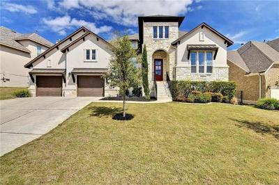 Rocky Creek, Rocky Creek Ranch Sec 01, Rocky Crk Ranch Sec 1, Rocky Crk Ranch Sec 2 Single Family Home For Sale: 8704 Fescue Ln