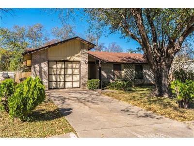 Austin Single Family Home For Sale: 6600 Sandshof Dr