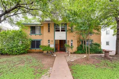Austin Condo/Townhouse For Sale: 3417 Willowrun Dr #C