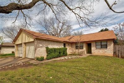 Austin Multi Family Home For Sale: 12817 Hymeadow Dr