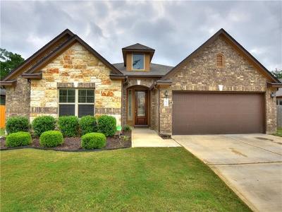 Buda Single Family Home For Sale: 363 Enchanted Woods Trl