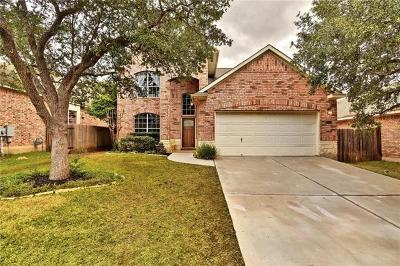 Cedar Park TX Single Family Home For Sale: $359,900