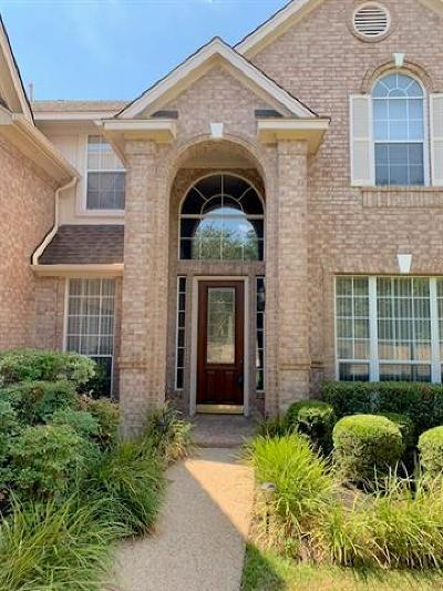 Austin Single Family Home Pending - Taking Backups: 9901 Big View Dr