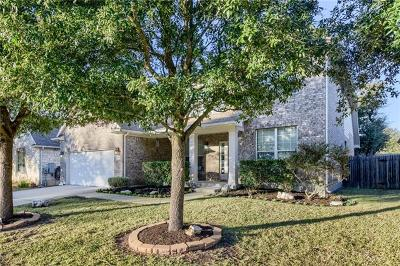 Cedar Park Single Family Home Pending - Taking Backups: 2504 Greer Dr