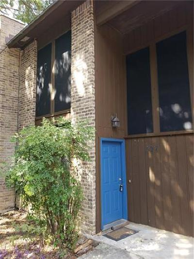 San Marcos Condo/Townhouse For Sale: 807 Blanco St