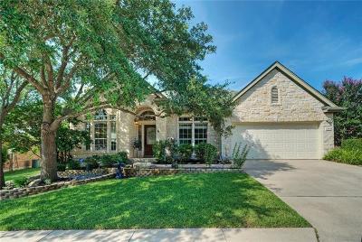 Austin Single Family Home Pending - Taking Backups: 6909 Gabion Dr