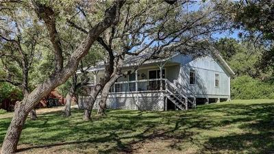 Spicewood Single Family Home Pending - Taking Backups: 1308 Edgewater Dr