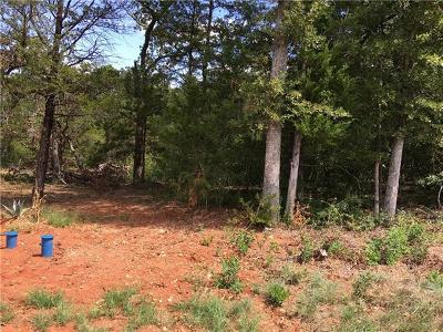 Bastrop County Residential Lots & Land For Sale: 100 Apache Ln