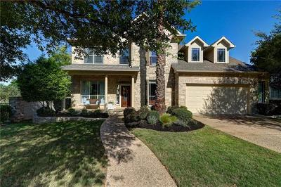 Austin Single Family Home For Sale: 2400 Shire Ridge Dr