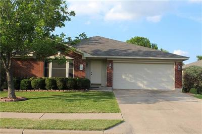 Pflugerville Single Family Home Coming Soon: 1300 Canna Lily Ln