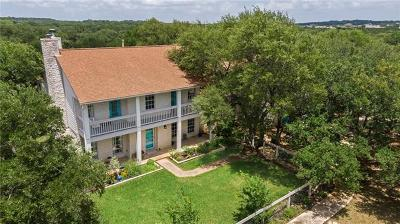 Dripping Springs Single Family Home For Sale: 1881 E Creek Dr