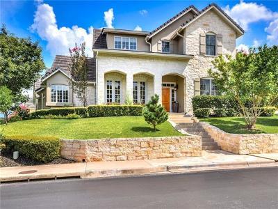 Austin Single Family Home Pending - Taking Backups: 1701 Chalk Rock Cv