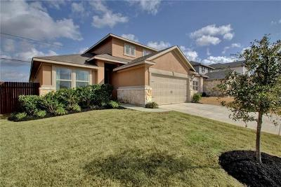 Pflugerville Single Family Home For Sale: 17220 Boecher Ln