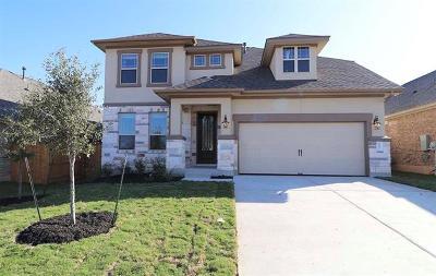 Buda Single Family Home For Sale: 121 Patriot Dr