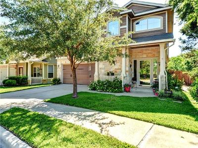 Hays County, Travis County, Williamson County Single Family Home Pending - Taking Backups: 10309 Marietta Dr