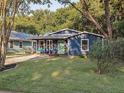 Austin Single Family Home For Sale: 4511 Jinx Ave