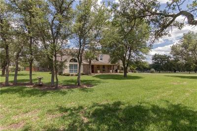 Salado Single Family Home For Sale: 1331 Indian Pass