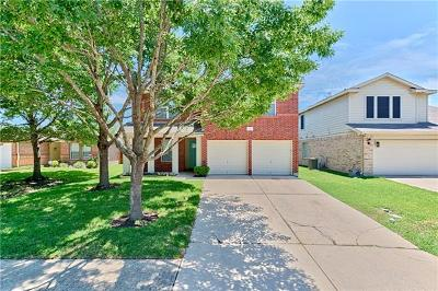 Cedar Park Single Family Home For Sale: 2209 Drue Ln