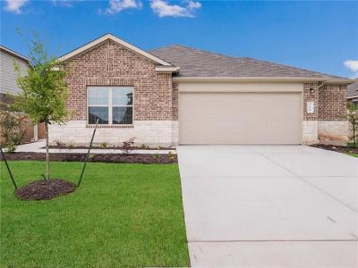 Hutto Single Family Home For Sale: 709 Carol Dr