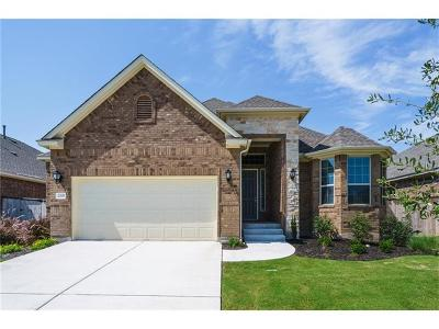 Crystal Falls Single Family Home For Sale: 2337 Granite Hill Dr