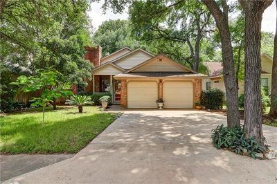 Travis County Single Family Home For Sale: 2803 Alcott Ln