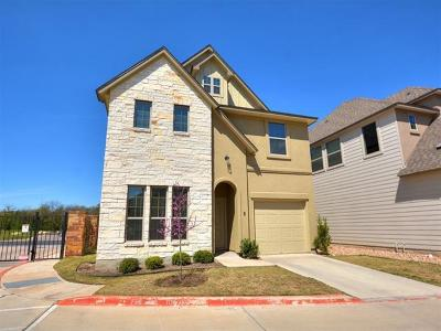 Austin Single Family Home For Sale: 13001 Hymeadow Dr #8