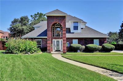 Harker Heights Single Family Home For Sale: 1903 Jaguar Cir