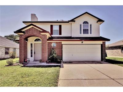 Leander Single Family Home Pending - Taking Backups: 710 North Creek Blvd