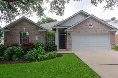 Cedar Park Single Family Home For Sale: 1710 Azalea Dr