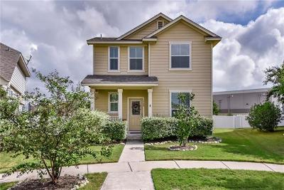 Cedar Park Single Family Home For Sale: 1700 Zilker Dr