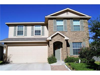 Single Family Home For Sale: 9020 China Rose Dr