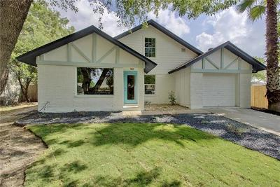 Single Family Home For Sale: 5512 Burgundy Dr