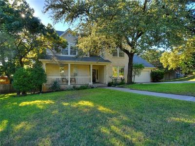 Austin Single Family Home Active Contingent: 5800 Upvalley Run